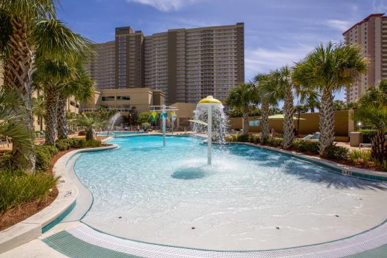 Kiddie Pool adjacent to Floridita Pool