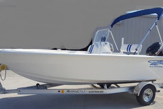Exterior 2019 Glasstream CCR 17 Center Console