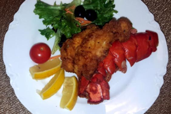 Fried Lobster is Back! Boars Head Restaurant PCB
