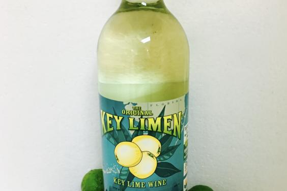 Key Lime Wine