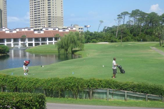 2br/2ba  Golf Villa  at Edgewater Beach Resort