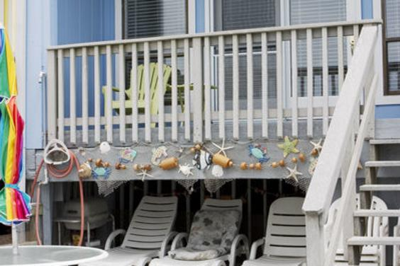 Precious balcony of Premier Townhouse!