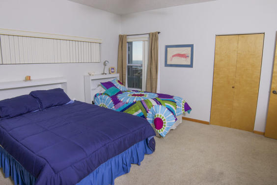 Third bedroom is nice and spacious!