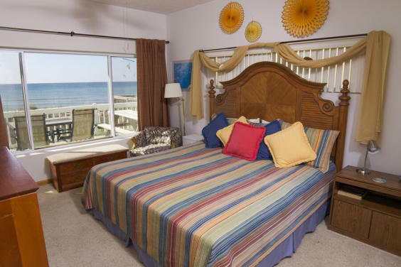 Second Gulf Front Master Bedroom!