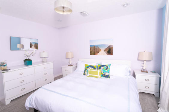 Second Gulf Front Master Bedroom with private balcony!