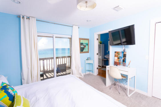 Private balconies await in both Master bedrooms!