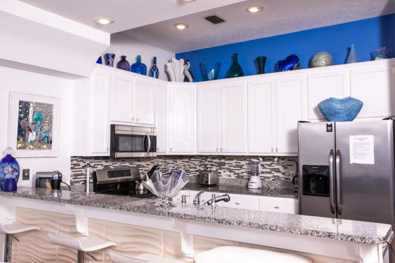 Fully equipped kitchen has everything you need to cook for your family!