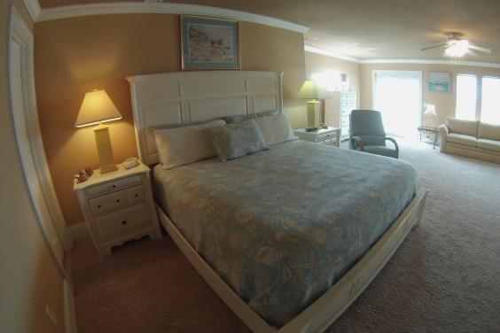 Third floor master bedroom