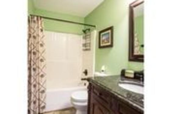 Second full bathroom!
