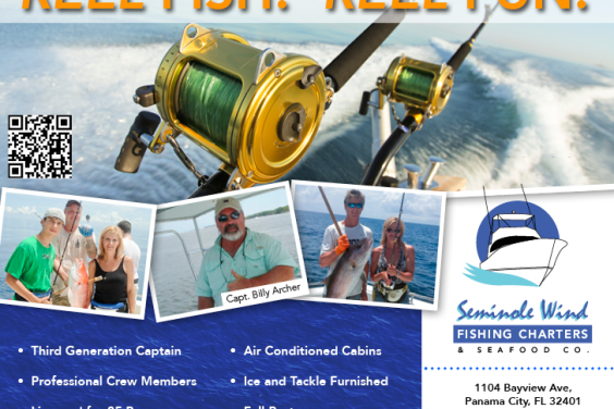 Seminole Wind Charters