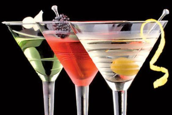 Thirstini Martini