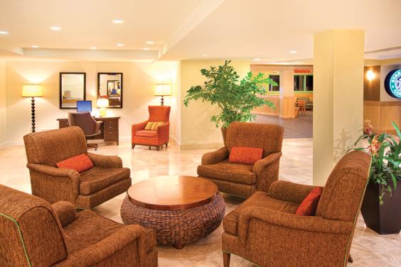 Panama City Beach, FL - Wyndham Vacation Resorts Panama City Beach, Lobby