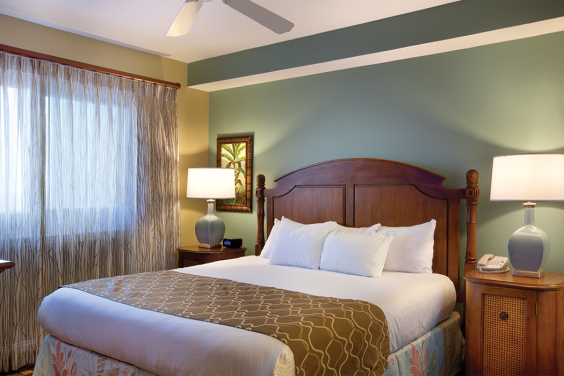 Panama City Beach, FL - Wyndham Vacation Resorts Panama City Beach, Master Bed
