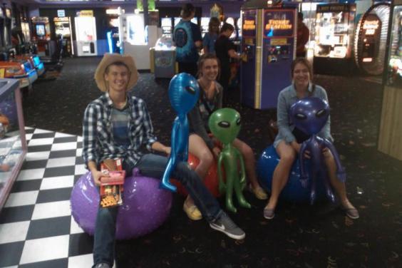 Arcade WINNERS!