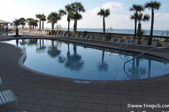 2 Beach side pools