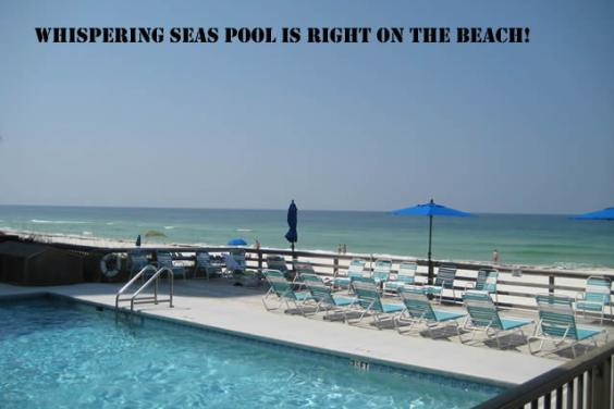 Whispering Seas Pool