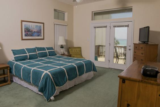Sand and Sea master bedroom