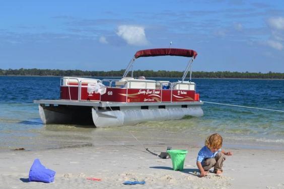 scotty boat I