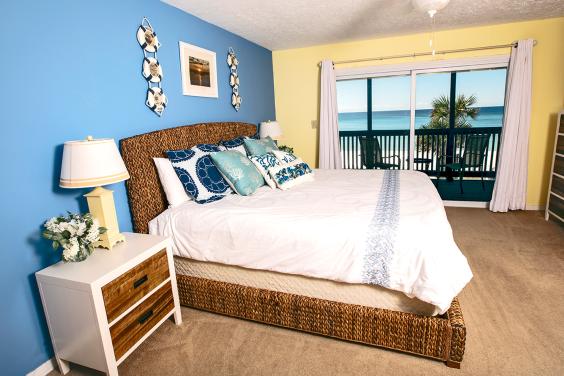 Beach Front Bedrooms