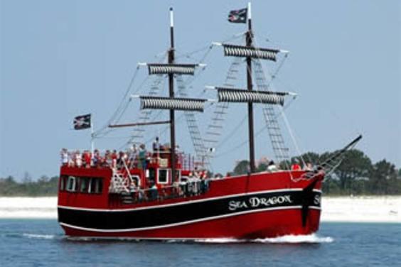 Sea Dragon Pirate Cruise Panama City