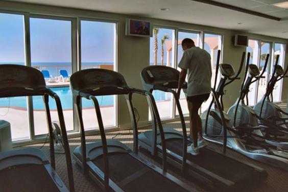 Sunrise fitness center