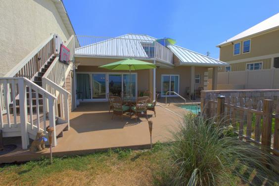 Fully Fenced Yard and Pool Area