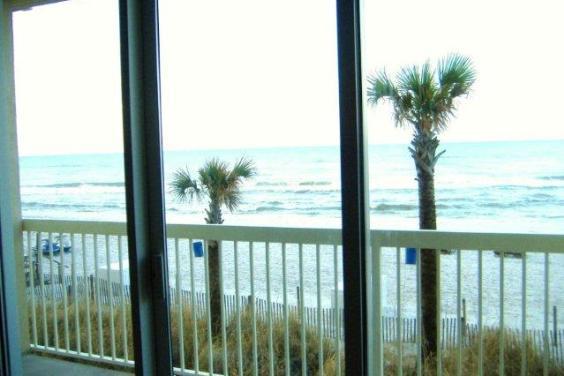 Celadon Beach Condo.  Gorgeous Second  Floor View.