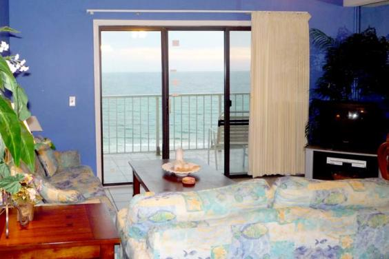 Beach Front Condo 4 Rented by Owner/Deep Discount
