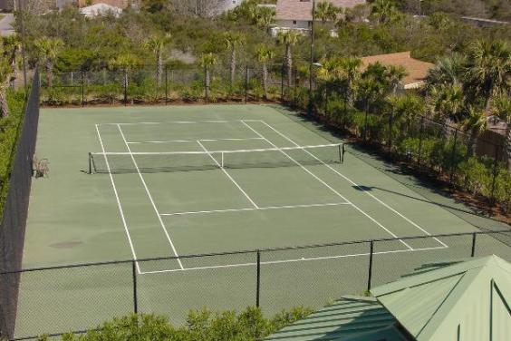 Celadon Tennis Court