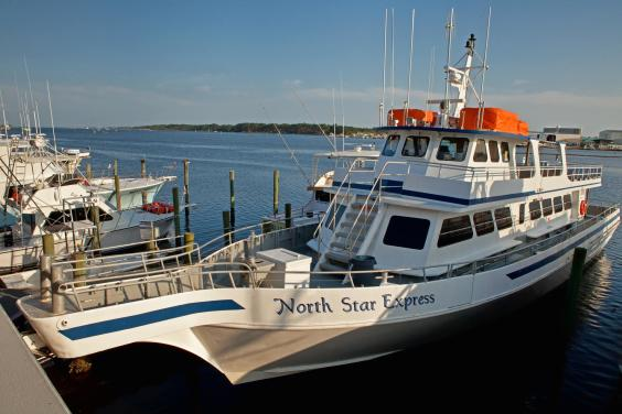 North Star Head Boat