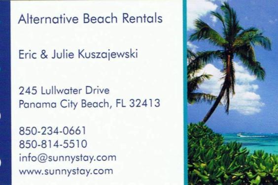Alternative Beach Rentals