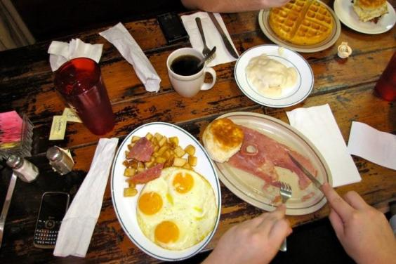 Big Ole Country Breakfast