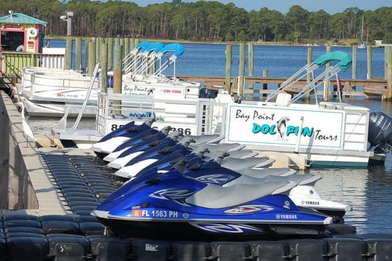 Rent Wave Runners, Boats, Kayaks, Body Boards