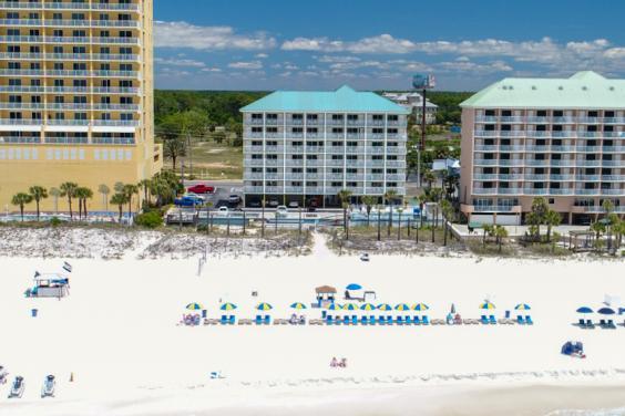 Beach Tower Beach