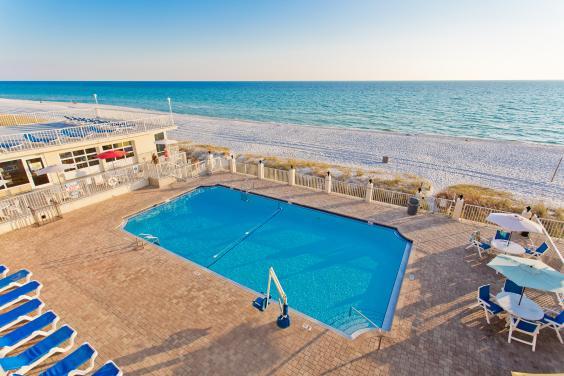 Beachside Resort Panama City Beach Outdoor Pool