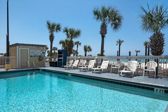 Beach Tower Pool