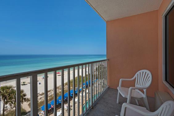Beachcomber Balcony View