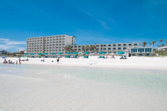 Beachside Resort Panama City Beach Exterior