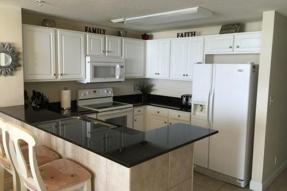 CALYPSO FIRST FLOOR FULLY EQUIPPED KITCHEN