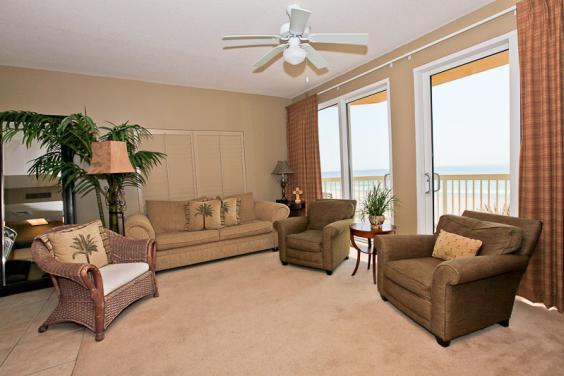 Calypso Living Area