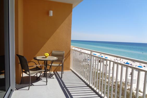 The best view of the oceanfront..enjoy your morning coffee