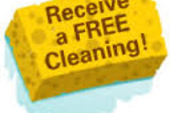 Free Cleaning