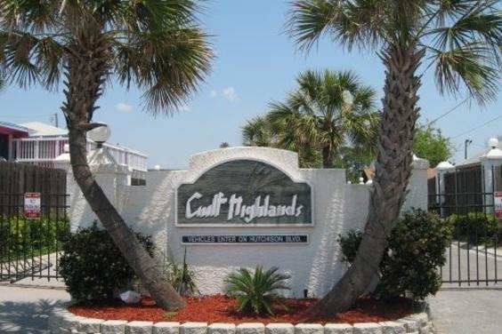 Gulf Highlands Beach Resort Townhome