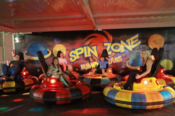 Spin Zone!