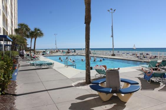 Regency Towers Beach Condos, Panama City Beach Florida