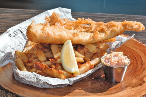 Famous Fish n Chips