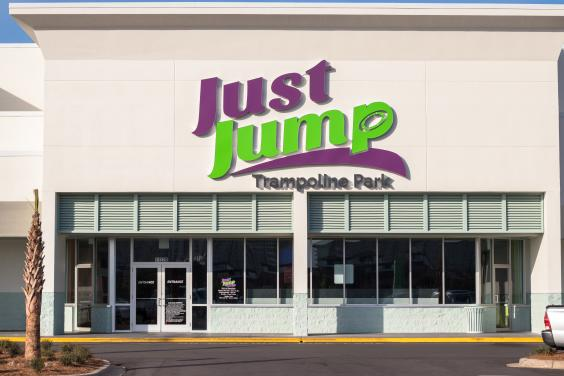 Just Jump Trampoline Park