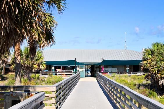St. Andrews State Park Jetty Store