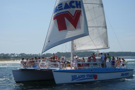 Island Time Sailing Cruises