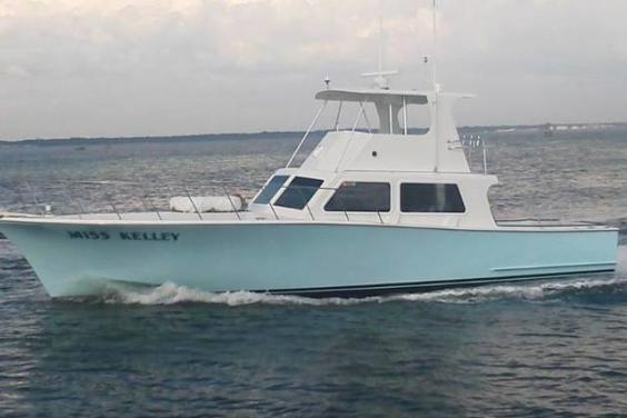 Miss Kelley Boat Photo